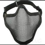 2 en 1 Combo - Skull Masque de tactique métallique de protection Skull & Lunettes Tactique Protection Airsoft de la marque image 2 produit