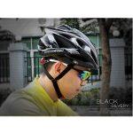 250g Casque Ultra-léger - Casque de vélo de sport réglable Casque de vélo Casque de vélo pour vélo de route et de montagne, Motocyclette pour hommes et femmes adultes, Course de jeunes, Protection de sécurité de la marque image 1 produit