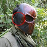 airsoft full face mask TOP 1 image 3 produit