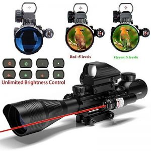 airsoft holographic sight TOP 4 image 0 produit