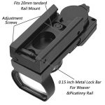 airsoft holographic sight TOP 8 image 4 produit