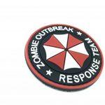 """Airsoft Patch PVC Parapluie """"Zombie Outbreak Response Team"""" de la marque image 1 produit"""