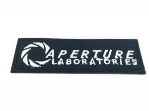 Aperture Laboratories Portal Fer Coudre Patch Brodé Cosplay de la marque image 0 produit