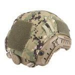ATAIRSOFT Housse de casque tactique Emerson Airsoft pour casque militaire rapide BJ PJ MH (AOR2) de la marque image 2 produit