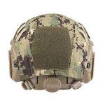 ATAIRSOFT Housse de casque tactique Emerson Airsoft pour casque militaire rapide BJ PJ MH (AOR2) de la marque image 4 produit