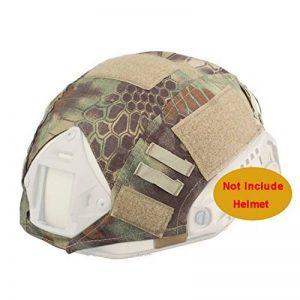 ATAIRSOFT Housse de casque tactique Emerson Airsoft pour casque militaire rapide BJ PJ MH (MR) de la marque image 0 produit