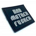 Bad Mother F***er Airsoft PVC Morale Patch de la marque image 1 produit