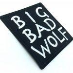 Big Bad Wolf Fer Coudre Patch Brodé Cosplay de la marque image 1 produit