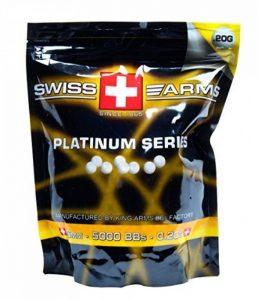 Billes king arms platinum 0.20G 6mm Sachet de 5000 billes de la marque image 0 produit