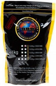 Bioval Billes Bio Blanche 0,20 g en sachet 1 Kg de la marque image 0 produit