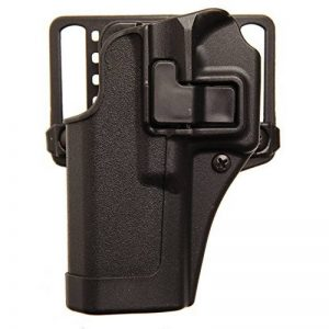 BlackHawk Serpa CQC Belt Loop and Paddle Holster For Glock 26 Right Hand Black de la marque image 0 produit