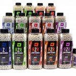 BOUTEILLE DE 3300 BILLES BIODEGRADABLES BLANCHES 0.30G RZR NUPROL de la marque image 2 produit