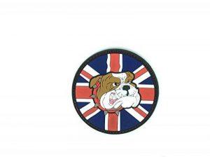 Bulldog anglais Union Jack pour Airsoft Patch de la marque image 0 produit