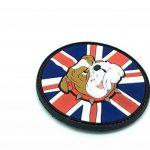 Bulldog anglais Union Jack pour Airsoft Patch de la marque image 1 produit