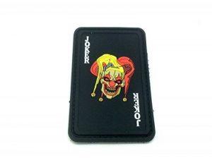 Carte à Jouer Joker Airsoft Paintball PVC Patch de la marque image 0 produit