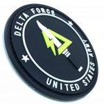 Delta Force États-Unis Army PVC Airsoft Patch de la marque image 1 produit