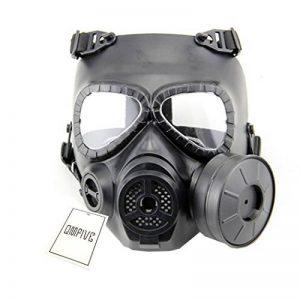 Dummy Anti Fog Gas Face Mask QMFIVE M04 Turbo Fan Airsoft paintbal protection des engins Générique Tactical Airsoft Paintball BB Gun Full Face Protégez le Mask M04 avec Filtre de la marque image 0 produit