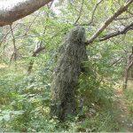 Edealing 1PCS New Ghillie Suit Woodland Camo Chasse Forêt 3D Camouflage de la marque image 1 produit