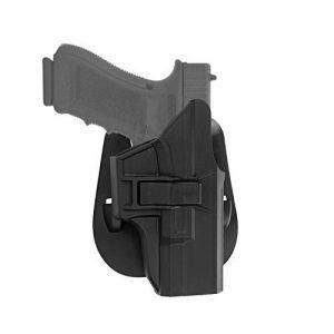 efluky Holster moule à injection polymère Holster pour Glock 19 23 32 & 43 de la marque image 0 produit