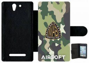 étui porte feuille sony xperia c3 et c3 dual airsoft de la marque image 0 produit