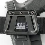 Fobus dissimulé porter étui pistolet rétention ceinture Holster Pour Colt 1911 Style Gun avec rails de la marque image 1 produit