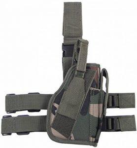 fondina-pistola de jambe gamba- et ceinture fixation de la marque image 0 produit