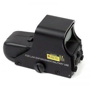 Funtalker holographique Sight Rouge Vert Dot Reflex Gun Sight tactique 551Compatible avec 20mm Rail de la marque image 0 produit