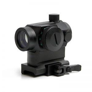 Funtalker Tactical Reflex Red Green Dot Sight Scope avec 20mm Weaver Rail Mount de la marque image 0 produit