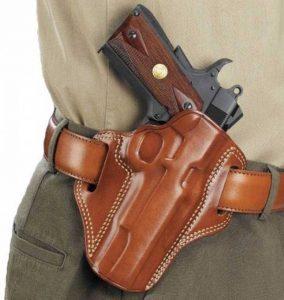 Galco Combat Master Ceinture Holster pour 191112,7cm Colt, Kimber, para, Springfield de la marque image 0 produit