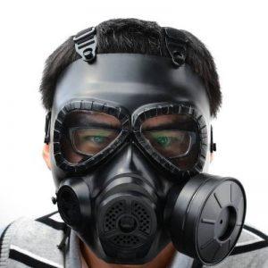 Generic gaz Airsoft Masque intégral M04 avec filtre-Noir de la marque image 0 produit