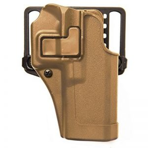 Holster Blackhawk Serpa Level 2 CQC pour Beretta 92 coyote - Gaucher de la marque image 0 produit