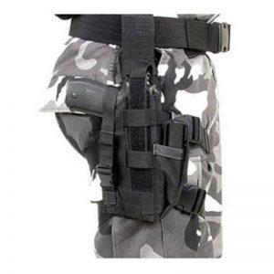 Holster de cuisse Blackhawk Omega VI Elite pour Glock et SIG noir - Droitier de la marque image 0 produit