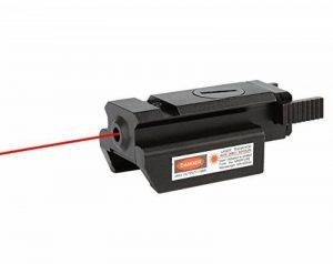Iron jia's 20 mm compact rail tactique Picatinny Weaver Colline pistolet red dot la structure visée laser des armes à feu sans batterie de la marque image 0 produit