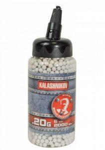 Kalashnikov Billes Nouveau Verseur de 2000BB's 0,20 Gr de la marque image 0 produit