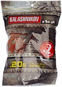 Kalashnikov Billes Sac de 5000 BB's 0,20 g de la marque image 0 produit