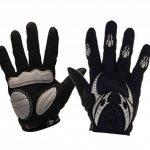 kungken Coussin en gel pour vélo gants antichocs Gants de sport respirant Gants de vélo Blindé de la marque image 1 produit