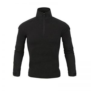 Lanbaosi Chemise de Combat Militaire Homme Airsoft Shirt Tenue Camouflage Uniforme Tactique Séchage rapide à manches imperméables de la marque image 0 produit