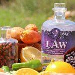 Law Premium Dry Gin Ibiza de la marque image 2 produit