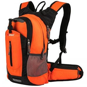 Lightweight Daypack by Gelindo, Durable Hydration Pack With 2.5L Water Reservoir for Travel Hiking Running Cycling School, Cooler Bag Keep Liquid For At Least 4 Hours, 18L de la marque image 0 produit