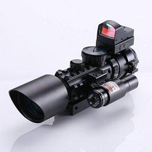 lunette de visée airsoft 3 9x40 TOP 10 image 0 produit