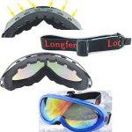Lunettes de neige Windproof Lunettes Ski Sports Goggle Lunettes de protection -A de la marque image 1 produit