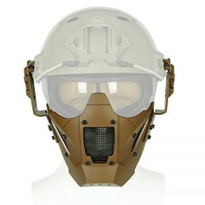 masque tactique airsoft TOP 13 image 0 produit