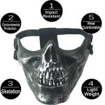 masque tactique airsoft TOP 4 image 1 produit