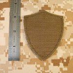 Multicam Crusaders Templar Cross US Marine Navy Seals DEVGRU Embroidered Attache-boucle Écusson Patch de la marque image 4 produit