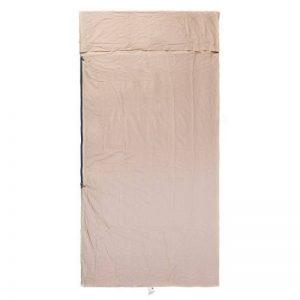 Naturehike camping couverture de mini sac de couchage sac de couchage coton doux pour un voyage de randonnée L lin de la marque image 0 produit