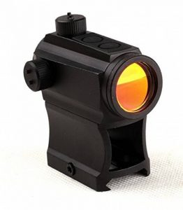 New Airsoft Tactical Version Illuminated Red Dot Sight Scope for T-1 Micro WorldShopping4U de la marque image 0 produit