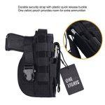 OneTigris Etui/Holster à Pistolet MOLLE Tactique Militaire Avec Porte Chargeur Pour 1911 45 92 96 Glock de la marque image 3 produit