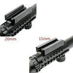 Optique Tactique 3-9X40EG Lunettes de visee Tactical Airsoft Double Illumine Vue de la marque image 3 produit