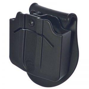 ORPAZ Defense ceinture / Paddle tactique Porte-Chargeur Double tournat roto magazine pouch Holster étui pour Glock 17-19-22-23-31-32-34-35-26-25 de la marque image 0 produit