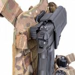 ORPAZ Defense MOLLE Holster Adapter Attaches to all Orpaz Holsters and Pouches Fits all Modular Tactical Gear That Uses the MOLLE Attachment System de la marque image 2 produit